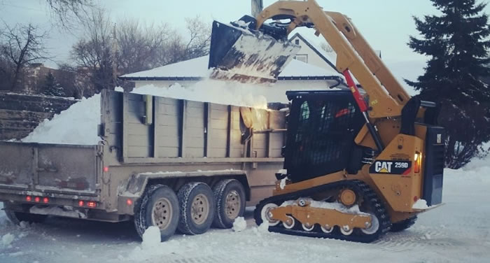 Snow Removal Services Winnipeg
