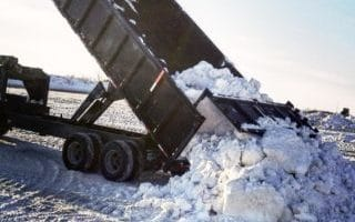 commercial-snow-hauling